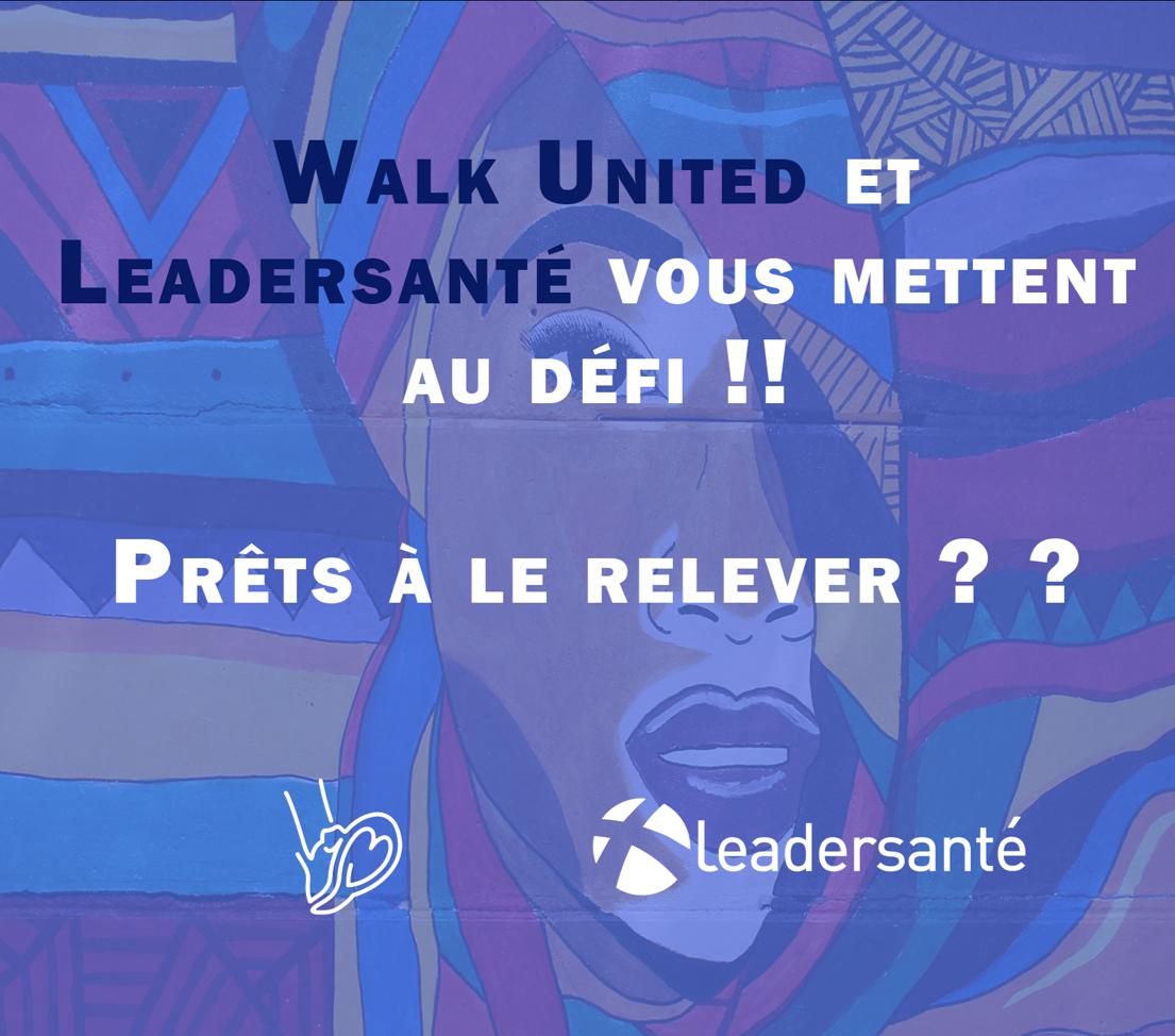 Walk United X Leadersanté