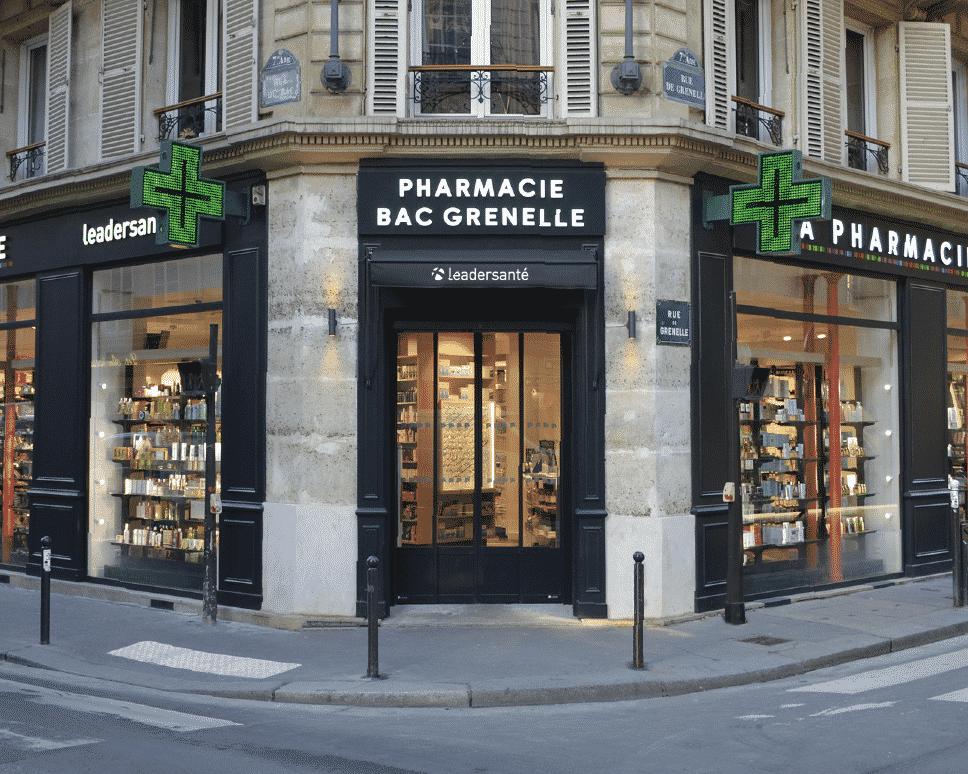 Pharmacie Bac Grennelle