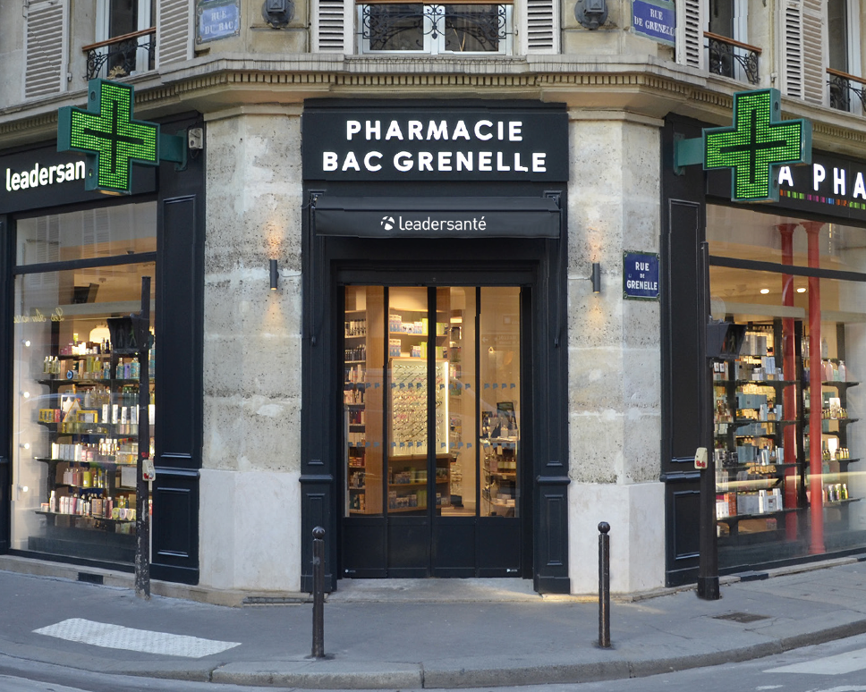 Pharmacie Bac Grenelle