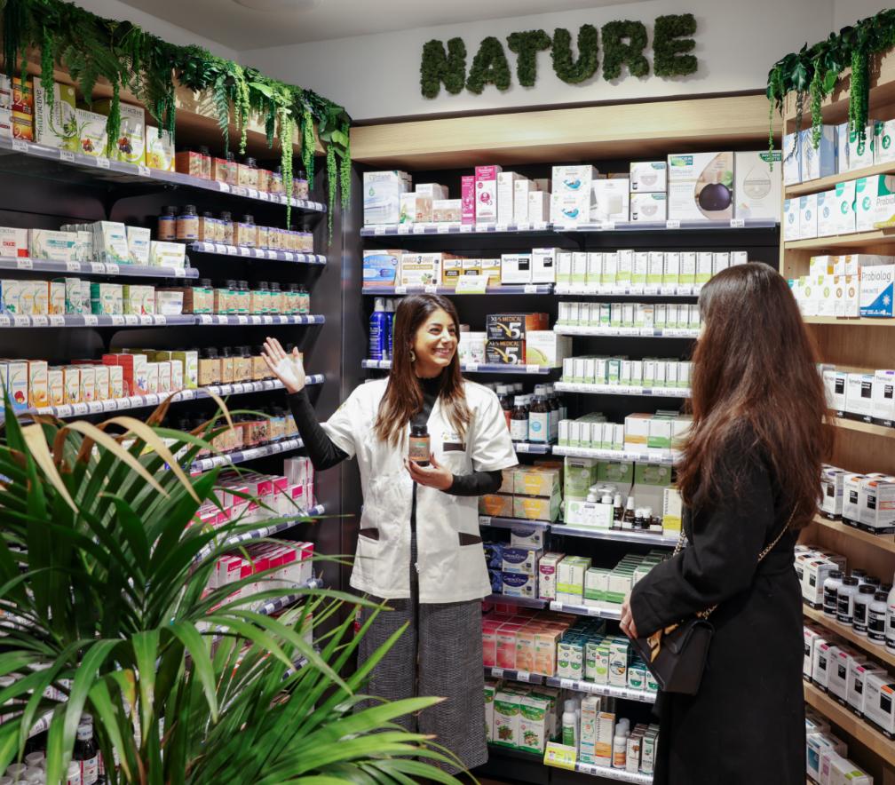 Formation en pharmacie