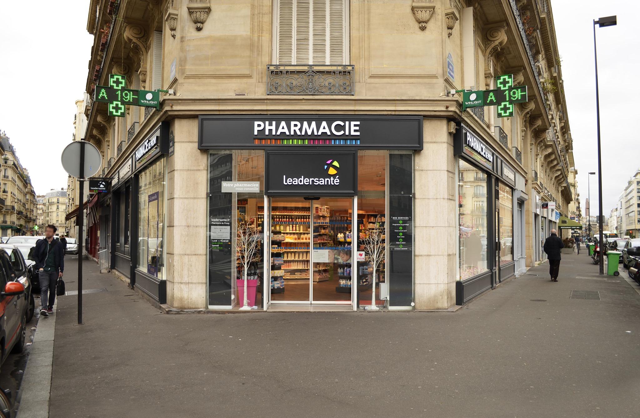 Pharmacie de Prony