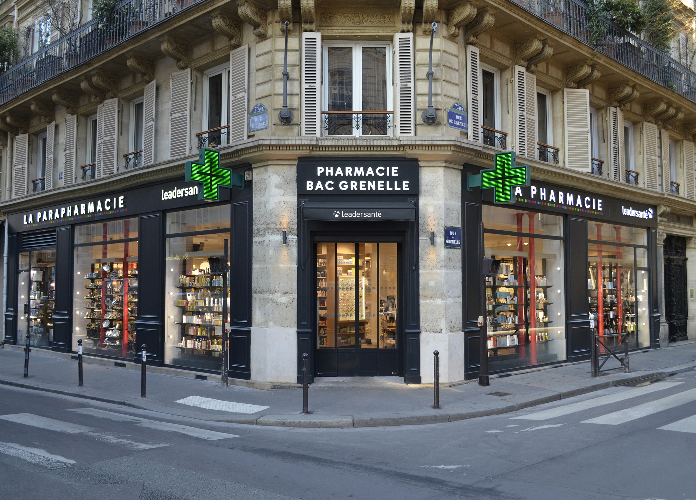 Pharmacie bac grenelle