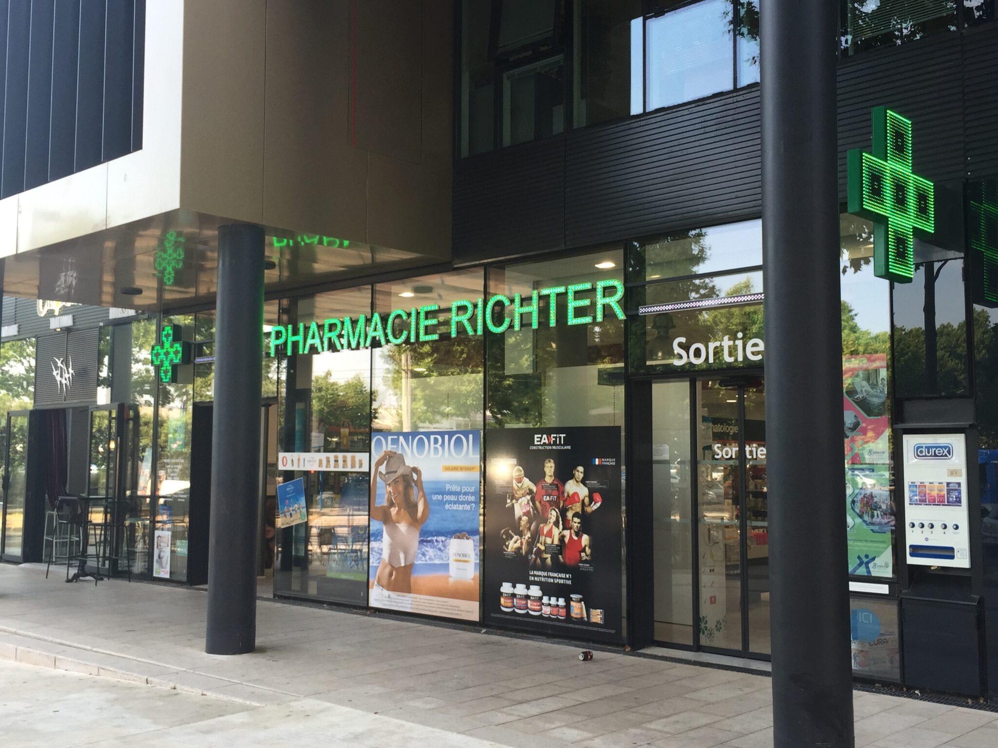 PHARMACIE DE RICHTER – 34000