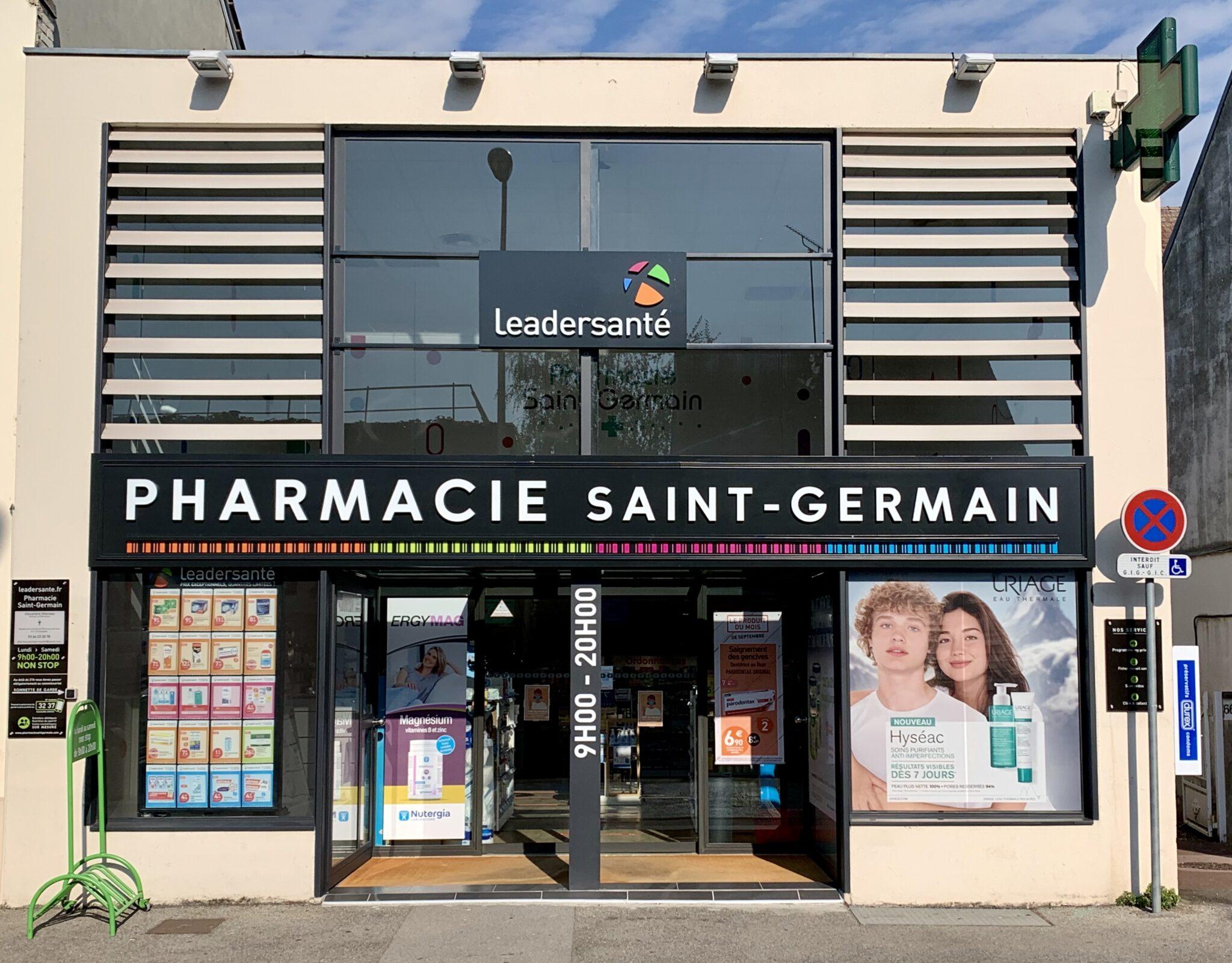 PHARMACIE SAINT GERMAIN – 60200